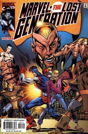 Marvel The Lost Generation Vol 1 3