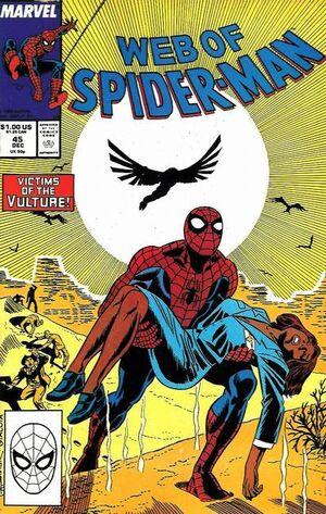 Web of Spider-Man Vol 1 45