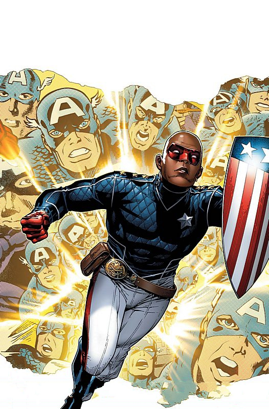 Image result for patriot young avengers
