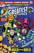 Marvel's Greatest Comics Vol 1 57