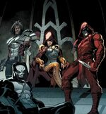 Assassins Guild (Earth-616) from Scarlet Spider Vol 2 3