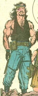 Bishop (Underground Liberation Army) (Earth-616) from Punisher Vol 2 12 0001