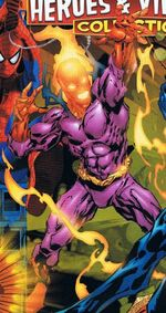 Dormammu (Earth-10995) Spider-Man Heroes & Villains Collection Vol 1 15