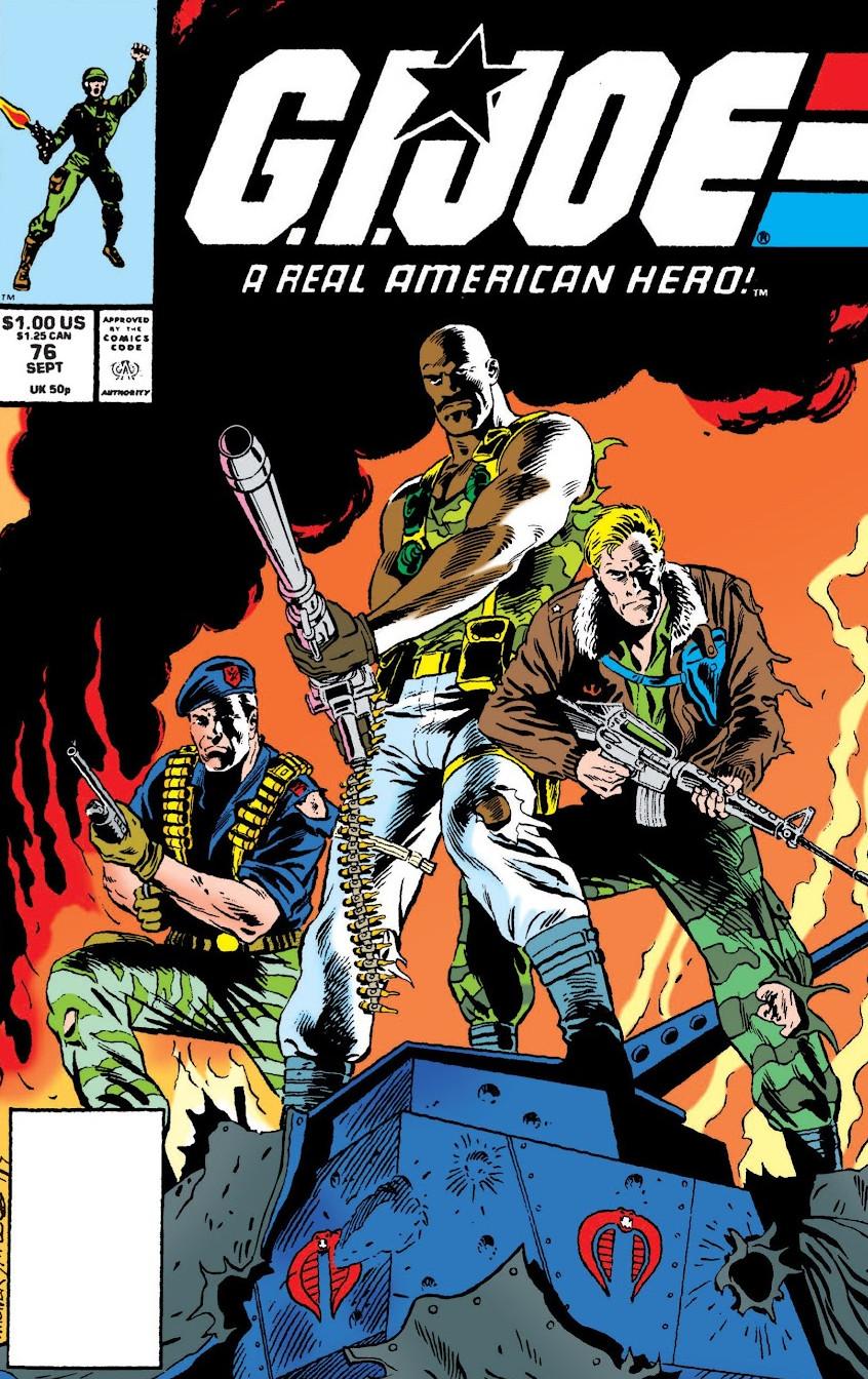 G.I. Joe A Real American Hero Vol 1 76