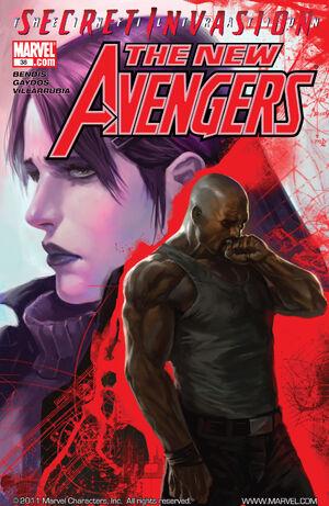 New Avengers Vol 1 38