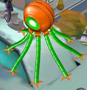 Octobot from Marvel Avengers Academy 002