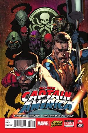 All-New Captain America Vol 1 2