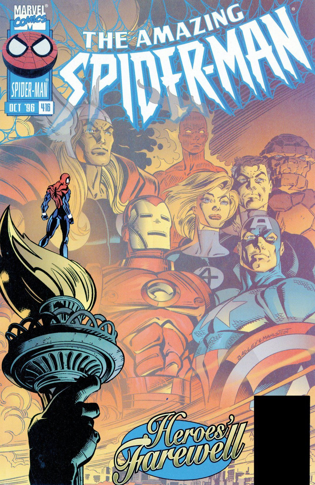 Amazing Spider-Man Vol 1 416