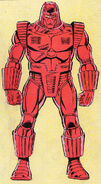 Dimitri Bukharin (Earth-616) from Official Handbook of the Marvel Universe Vol 2 3 0001