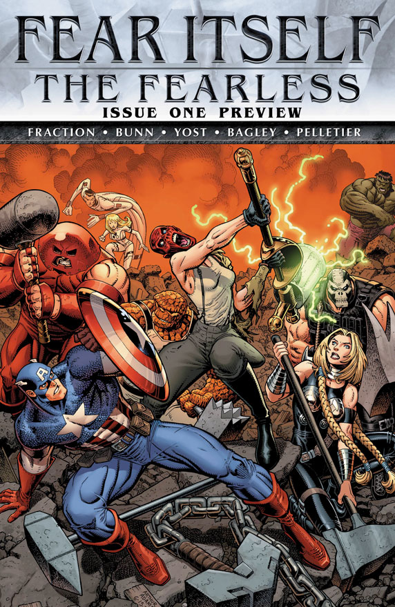 Fear itself fear itself the deep vol 1 1 click here to get more information