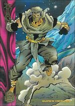 Xi'an Chi Xan (Earth-928) from Marvel Universe Cards 001