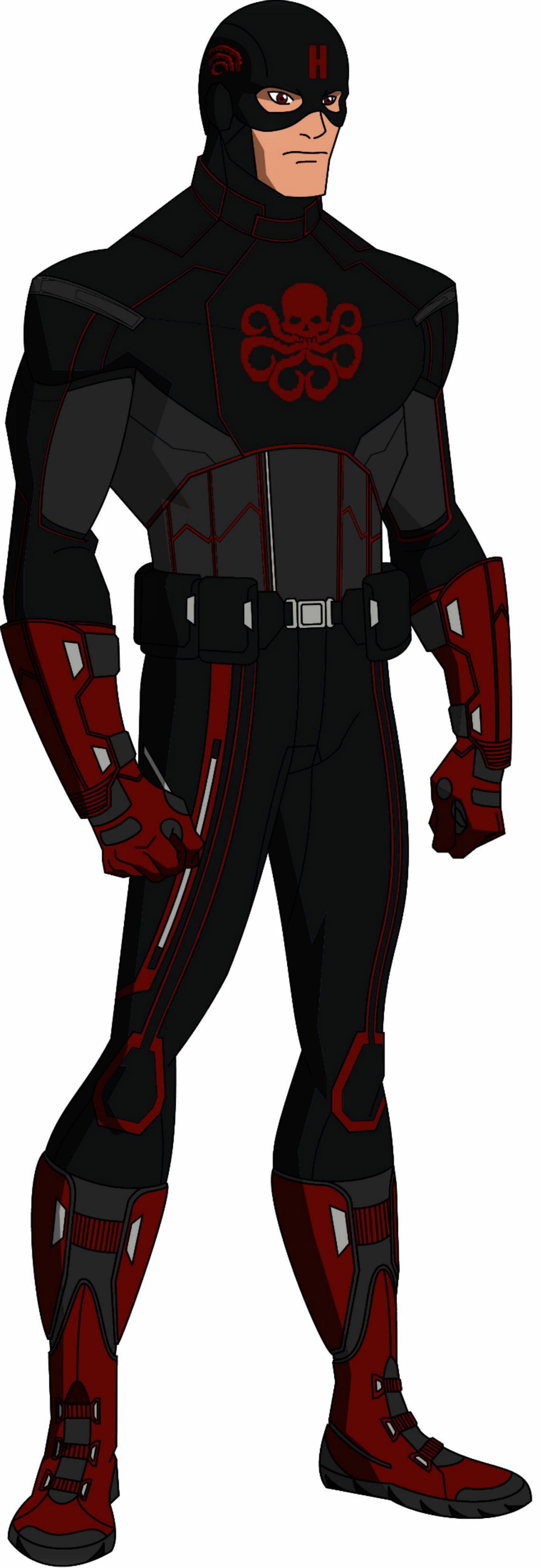 black widow iron man 2 hair