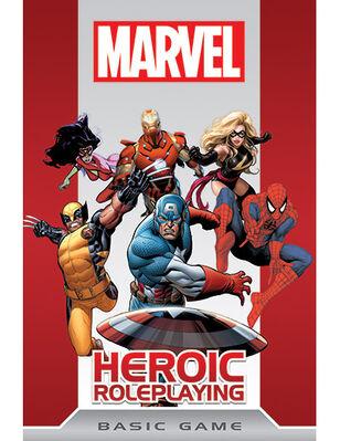 Marvel heroic cover