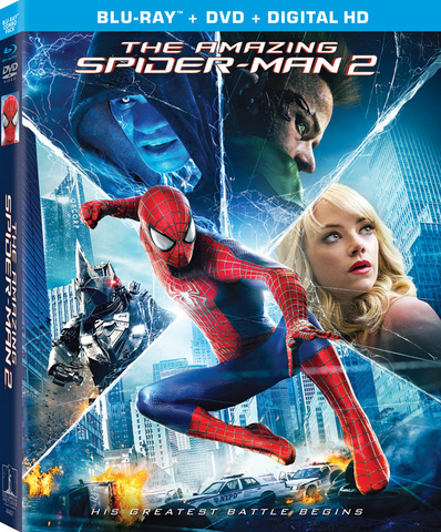 File:The Amazing Spider-Man 2 blu-ray.png