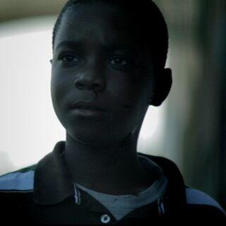 DeShawn, the boy