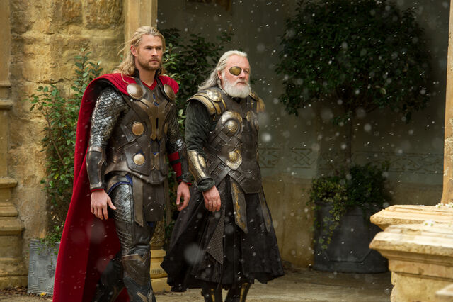 File:Thor The Dark World Thor and Odin.jpg