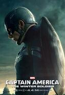 TWS Captain America Poster