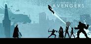Marvel's The Avengers blu-ray phase 1 cover-art Matt Ferguson