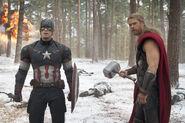 Thor and Cap AOU