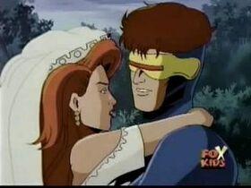 Cyclops and Jean (X-Men)