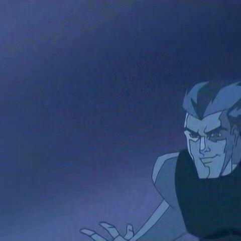 Iceman in Genosha.