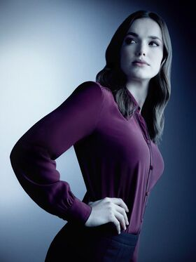 Agents Of SHIELD Season 4 Poster Simmons