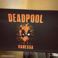 Deadpool Vanessa Chair