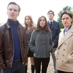 The original team after their departure from Department X.