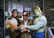Thor Hulk-StanLee