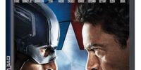 Captain America: Civil War Home Video