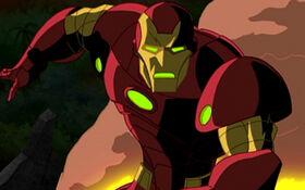 Iron Man NAHoT
