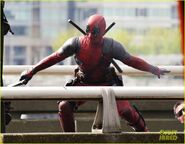 Deadpool Filming 6