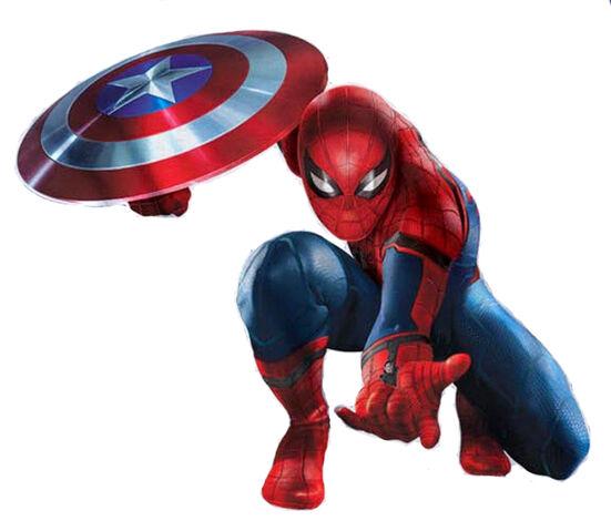 File:Captain america civil war promoart-spiderman.jpg