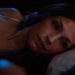 Jean in Logan's third vision.