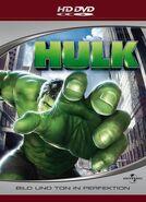 Hulk German HD DVD