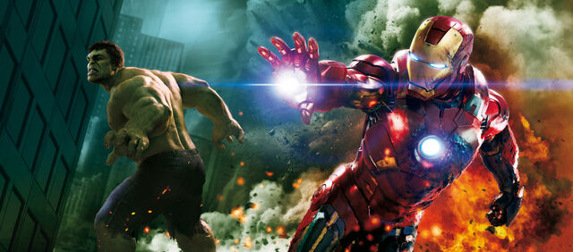 File:Hulk and Iron Man - Avenger.jpg