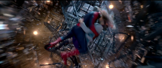 File:Spider-Man & Gwen falling into the Tower.png