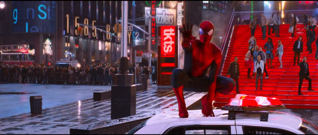 File:Spider-Man getting Electros attention.png