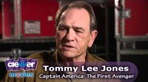 Tommy Lee Jones 'Captain America The First Avenger' Interview
