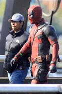 Deadpool Filming 26
