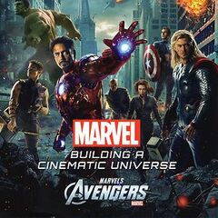 Bonus Blu-ray Disc (Marvel's The Avengers :Building A Cinematic Universe Target Exclusive)