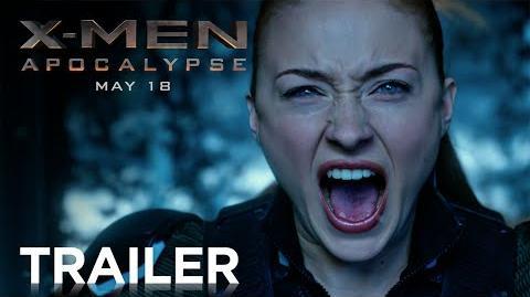 X-Men Apocalypse Official HD Trailer 3 2016