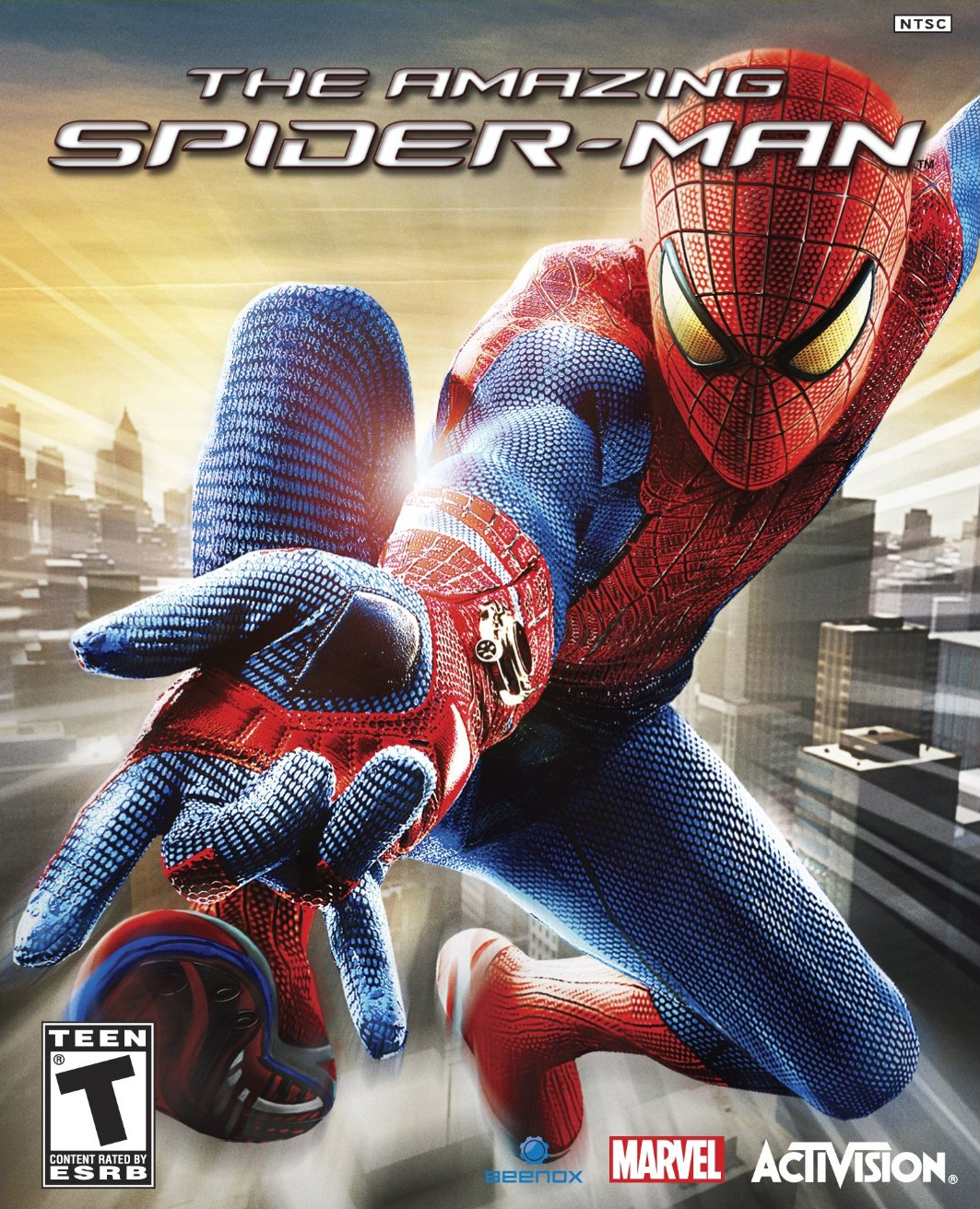 The Amazing Spider-Man (video game)   Marvel Movies ...