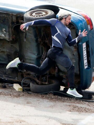 File:Quicksilver on Aou set behind a car.jpg