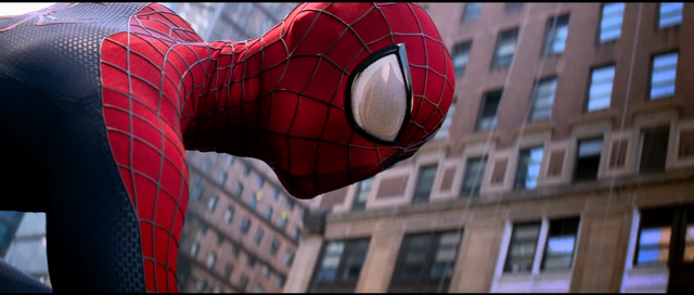 File:Spider-Man looking down at the streets.png