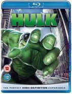 Hulk UK Blu-ray