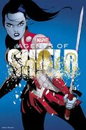 Agents of SHIELD Sif Poster