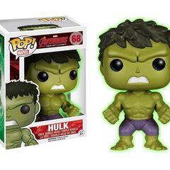 Gamma Glow Hulk