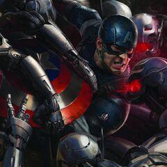 Comic-Con poster of Captain America