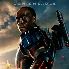 Iron Patriot Poster.